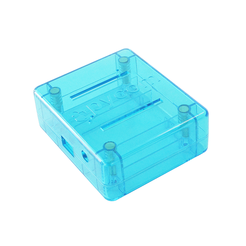 Pycase Blue Assembled