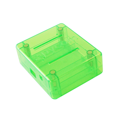 Pycase Green Assembled