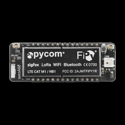 FiPy LoRa Sigfox LTE-M Development Board Top
