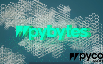 Pybytes is launching 3 May 2018