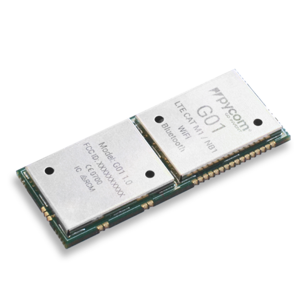 Gpy- micropython programmable Wi-Fi, LoRa, Sigfox and LTE-M