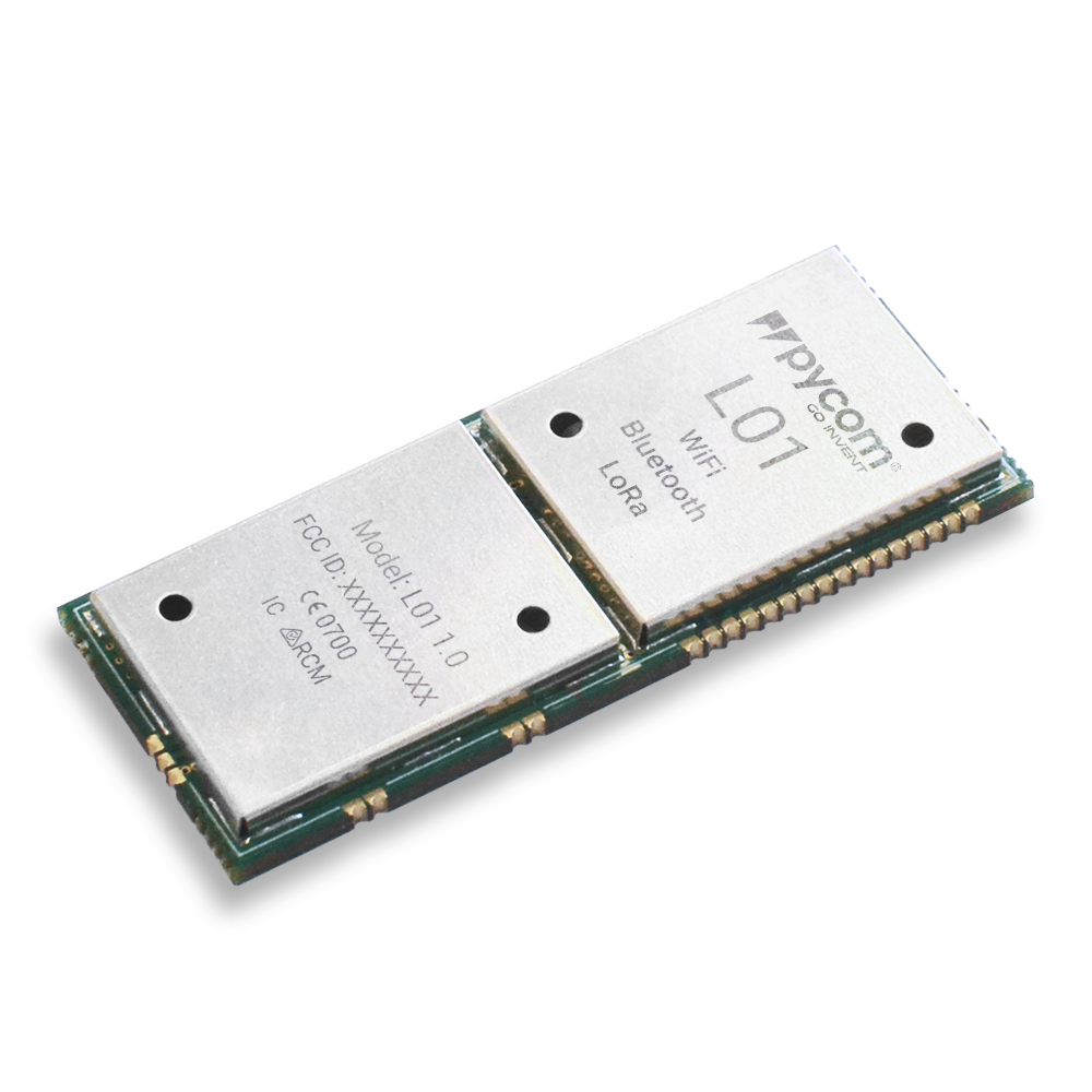 L01 Lopy Triple Network Lora Wifi And Bluetooth Oem Module Category Amplifiers Analog Ics Products Tags