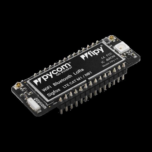 FiPy - iot LoRa gateway dev kit multipack