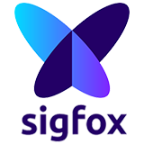 About partners: Sigfox Logo