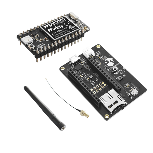 WiPy Expansion Board MultiPack