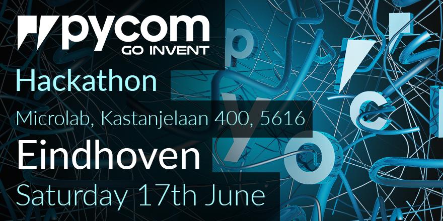Pycom June Hackathon