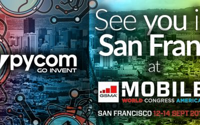 Mobile World Congress Americas 2017 is upon us…shortly