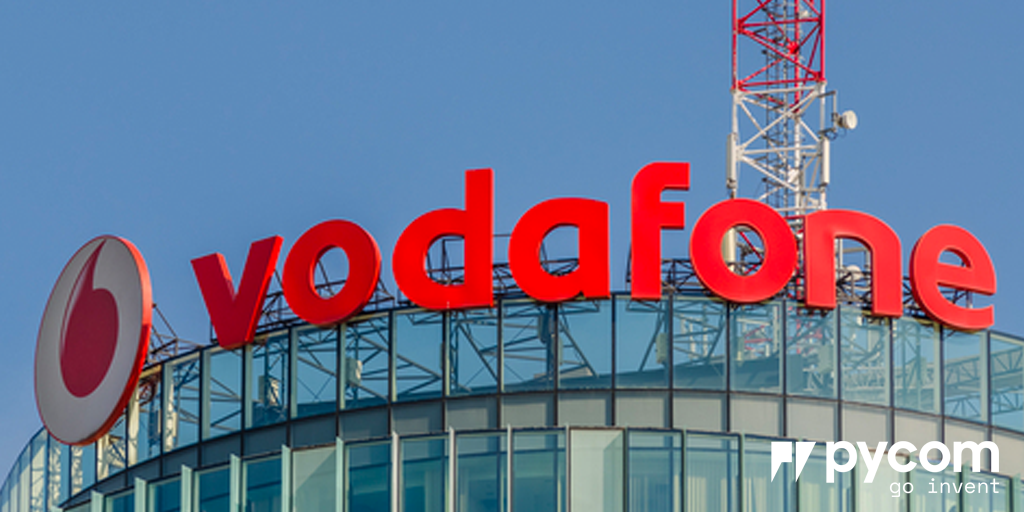 Bringing our Community One Step Closer to Cellular LPWAN Connectivity with Vodafone