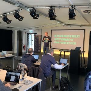 Goinvent Berlin Hackathon