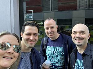 Madrid Goinvent hackathon