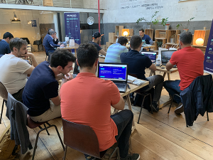 Developer event with pymesh