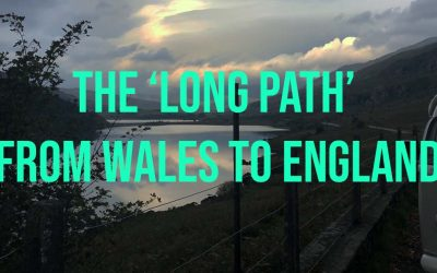 The 'Long Path' from Wales to England