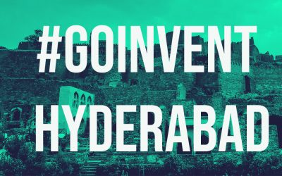 #GOINVENT Hyderabad – 19th November