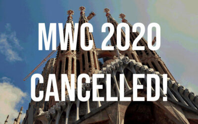 MWC 2020 is officially cancelled!
