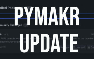 Pymakr has hit refresh!