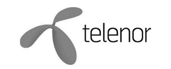 Telenor Logo - IoT solutions and telecommunications company