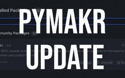 Pymakr's hit refresh!