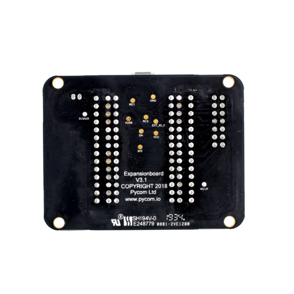Expansion board gateway gateway connect devices to internet for a decentralised IoT network