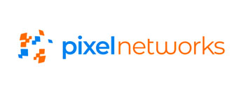 Pixelnetworks Logo, software development, hardware design and telecommunication technologies company