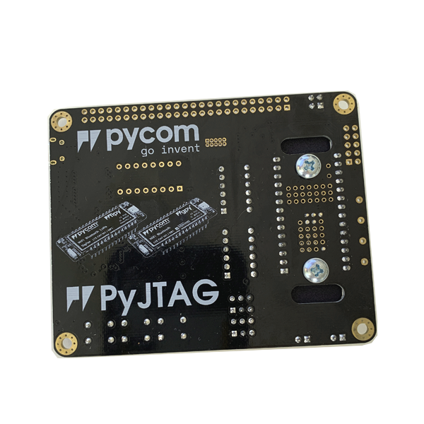 PyJTAG board for IoT applications for micropython and connectivity tracing