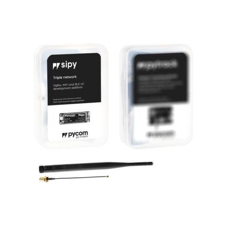 SiPy IoT Development Board MicroPython enabled