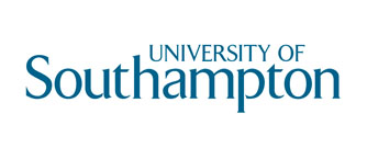 Logo of University of Southampton, based in South of England, a leading global research university