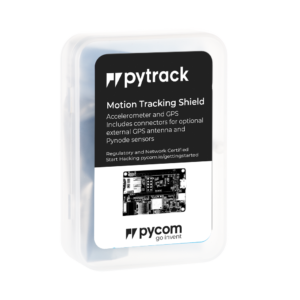 Pytrack Sensor Shield for Motion TrackingAccelerometer and GPS