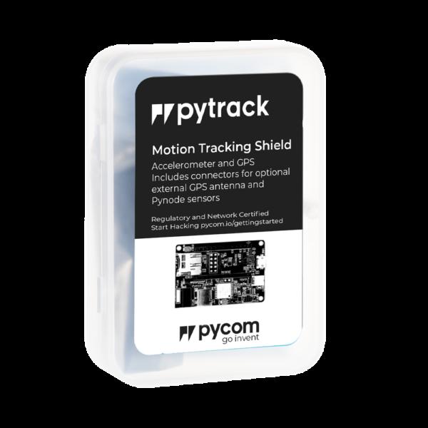 Pytrack Sensor Shield for Motion TrackingAccelerometer and GPS