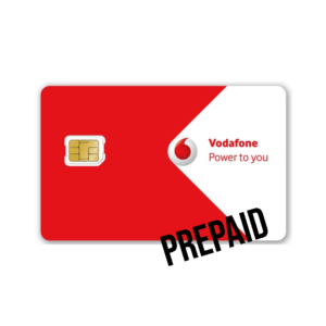 Vodafone NB-IoT SIM Prepaid for connectivity