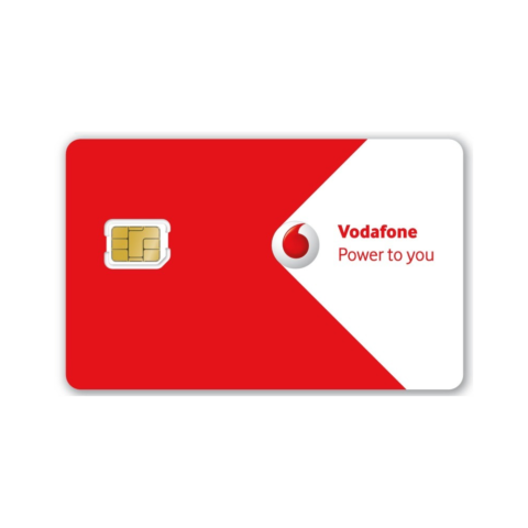 Vodafone NB-IoT Subscription for connectivity