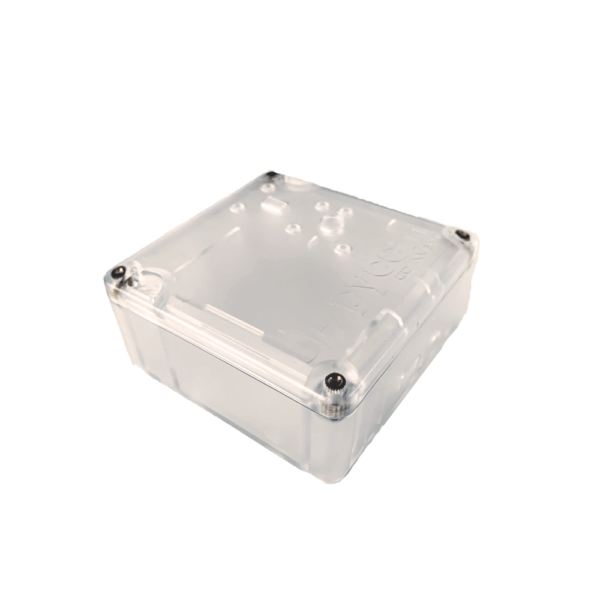 IP67 Case Clear for mobile IoT devices,