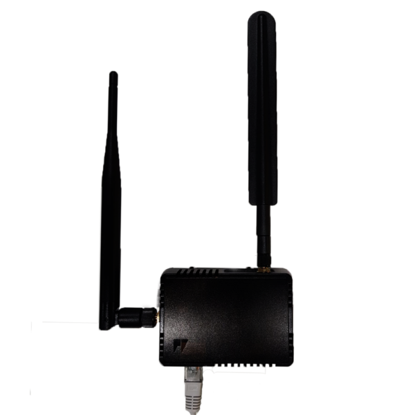 Pygate Assembled with antennas