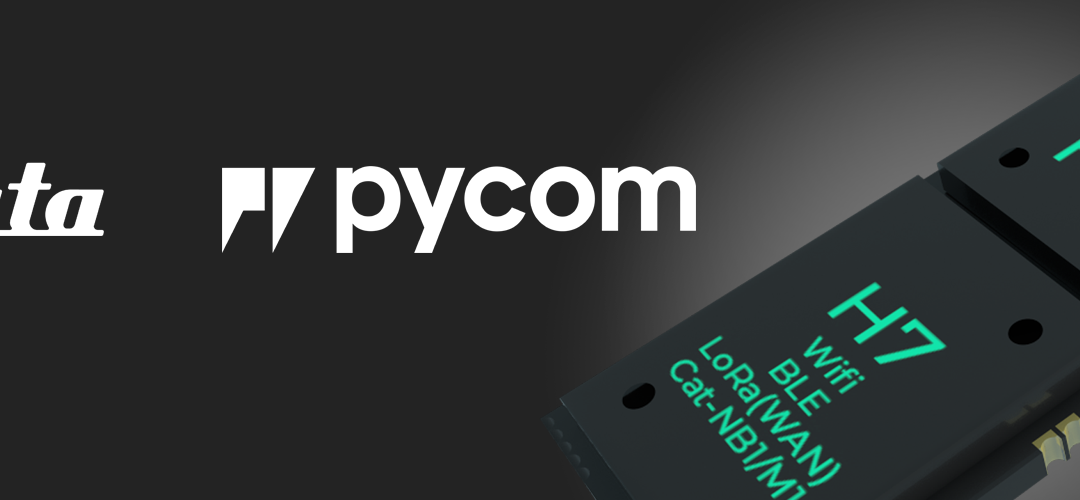 PRESS RELEASE – Murata Pycom collaboration to slash IoT projects time-to-market