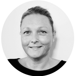 COO and Co-Founder: Bettina Rubek Slater